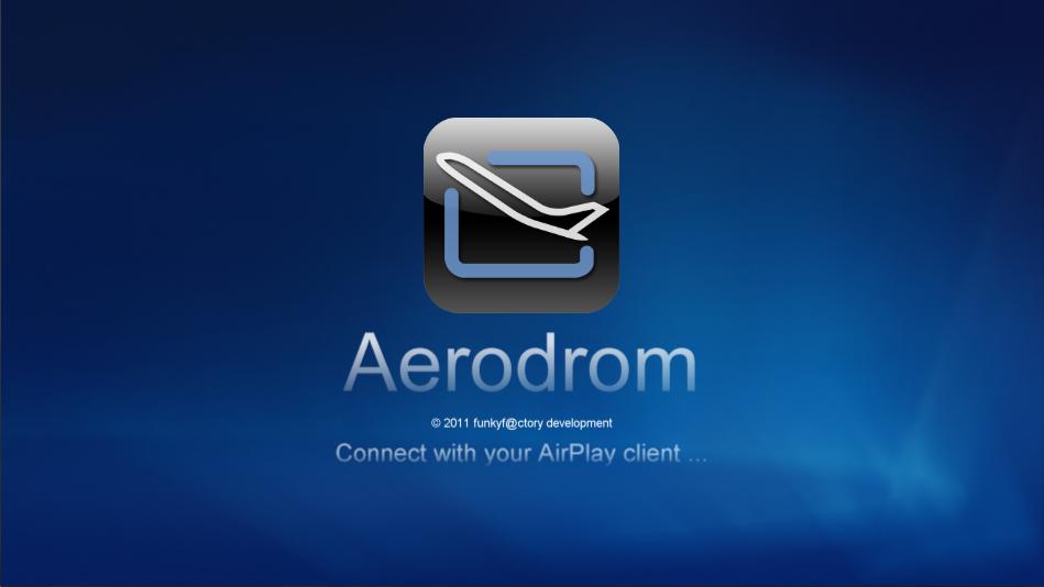Aerodrom Brings AirPlay to Windows, Media Center   The