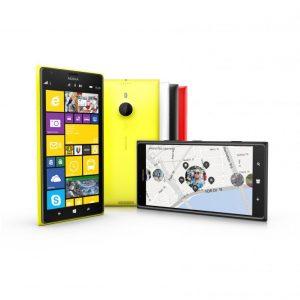 """Nokia Announces Lumia 1520 and 1320 6"""" Windows Phones"""